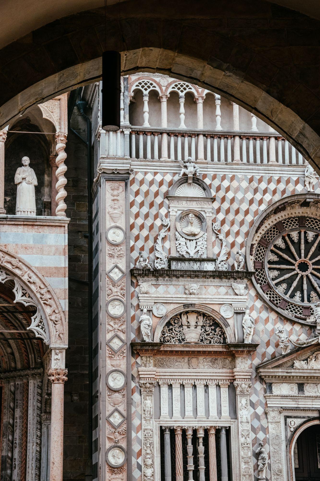 Bergamo in giornata